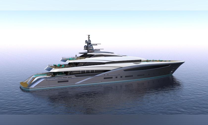 246′ Custom Motor Yacht CUSTOM 75M