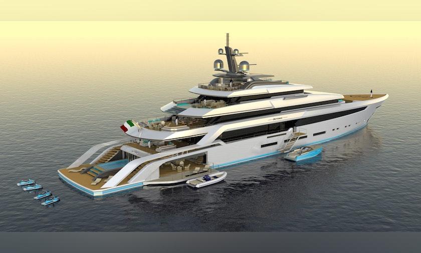 269′ Concept BEYOND 82 BEYOND 82M