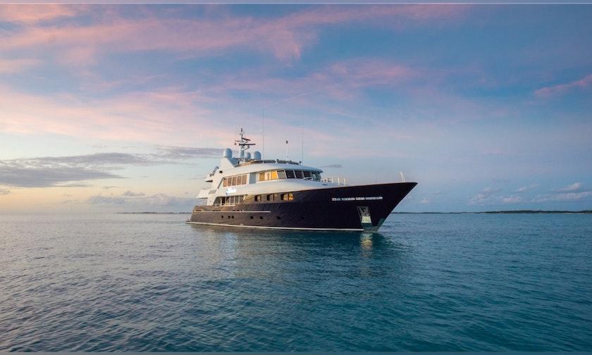 146′ Trinity Yachts  Bacchus