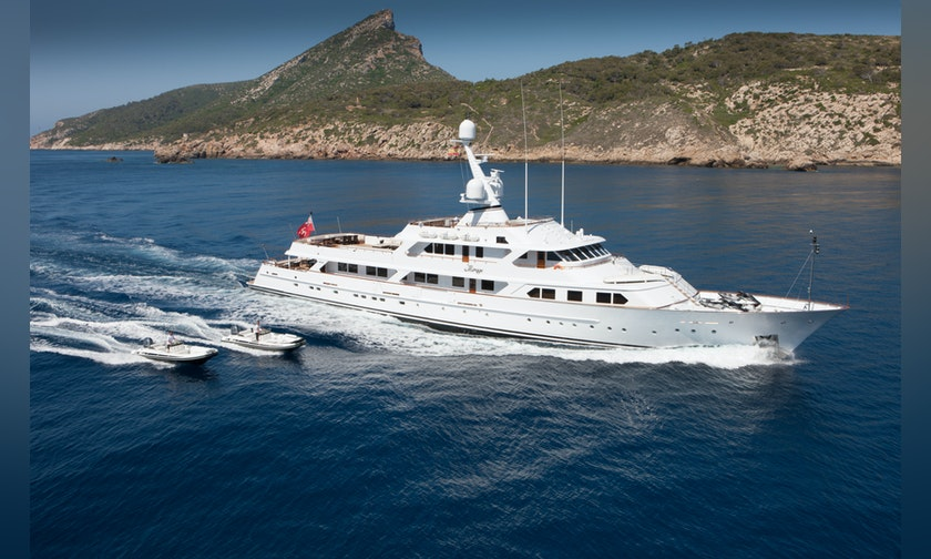 173′ Feadship  MIRAGE For Charter