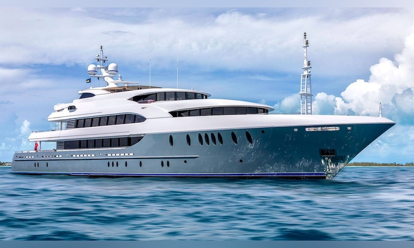 180′ Newcastle Superyacht LOON For Charter