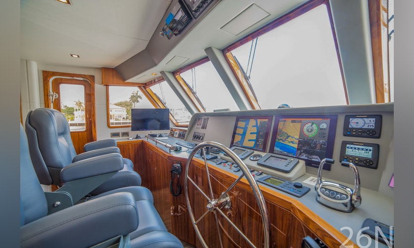 86′ Outer Reef Yachts TI PUNCH