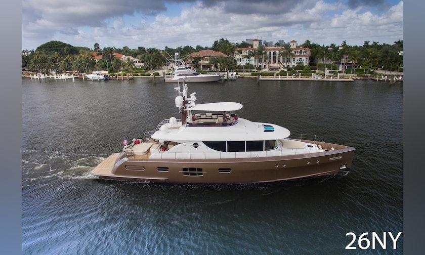 82′ NISI Yachts Diva