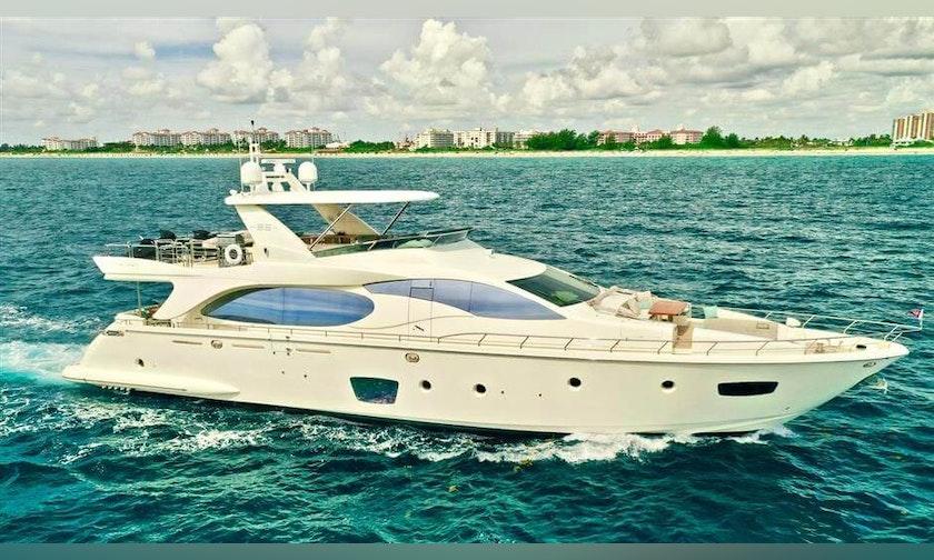 85′ Azimut Yachts For Sale Hope Floats